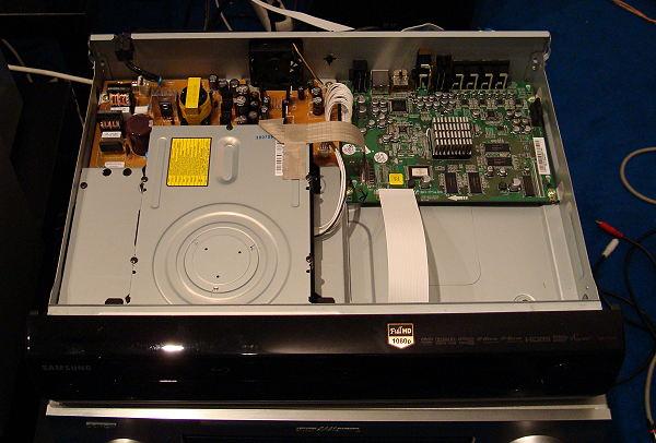 Starker preisfall beim samsung 1400 blu ray player for Inside 2007 dvd