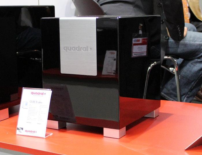 ifa 2012 messe highlights von quadral und aurum. Black Bedroom Furniture Sets. Home Design Ideas